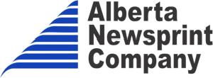 Alberta Newsprint logo