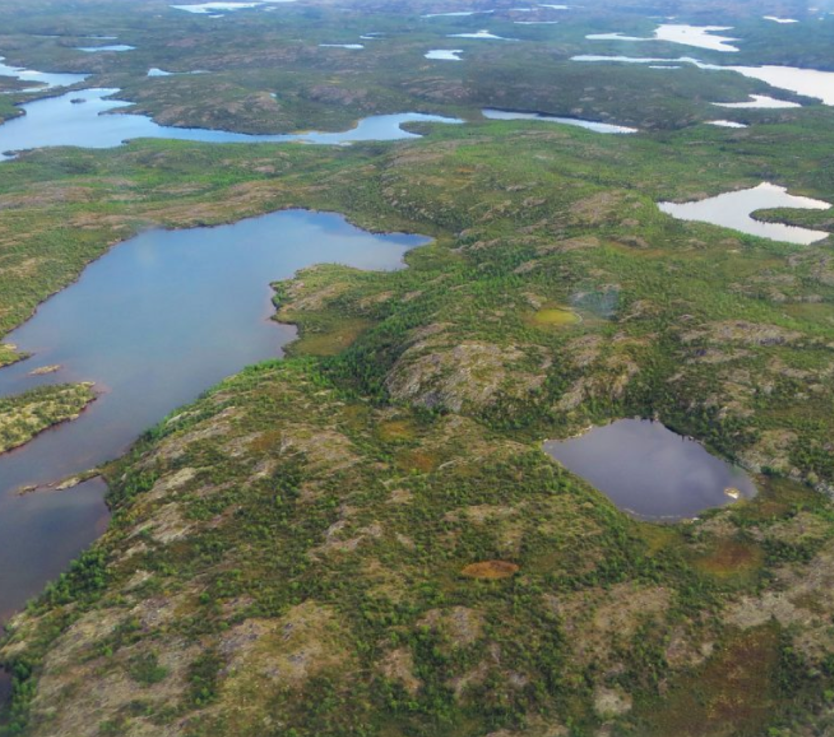 Akaitcho First Nation Wetland Mapping