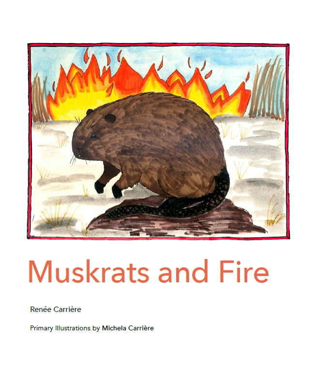 Muskrats and Fire cover